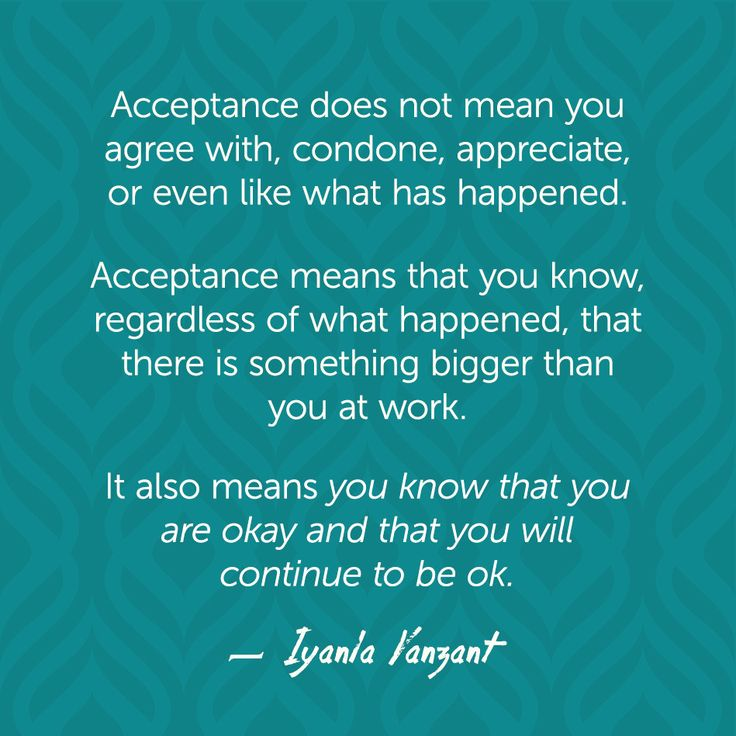 quotes about acceptance in a relationship
