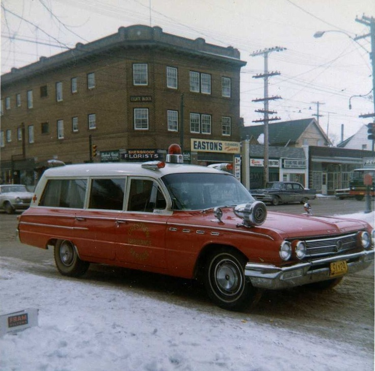 Very Old Ambulances For Sale
