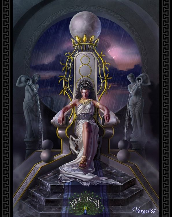 Hera was queen of the gods. She was a very jealous goddess because Zeus often…