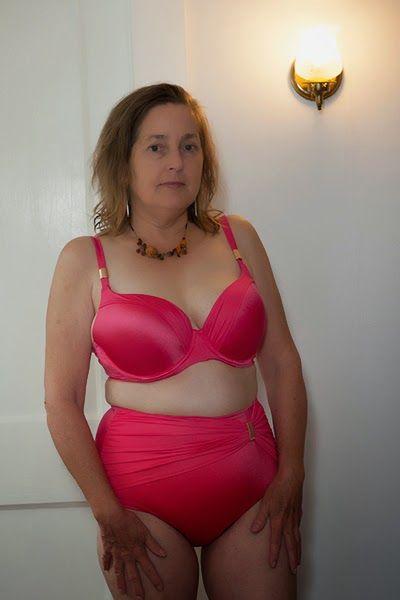 Horny mature hairy panties