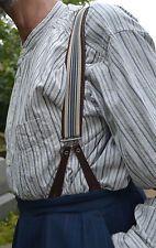 Original 1940s Gentlemen's Trouser Braces