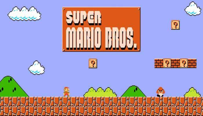 Super Mario Game Download For Pc Mario Bros Super Mario Bros