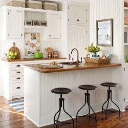 Id es am nagement petite cuisine architecte d int rieur for Comcuisine ouverte petit espace
