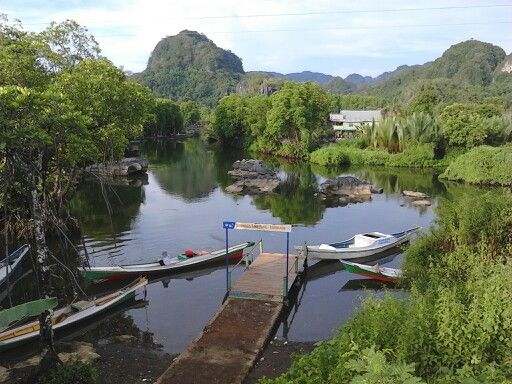 Ramang~ramang... biggest karst in indonesia... in south sulawesi