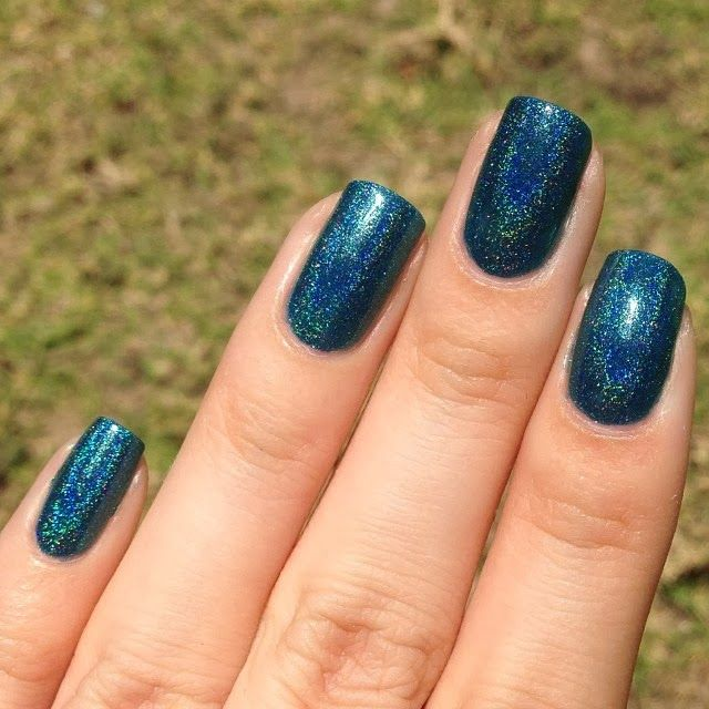 Ocean Mist swatched by @smudged polish