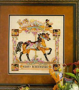 Gallery.ru / Фото #6 - Карусели и карусельные лошадки - kyzina
