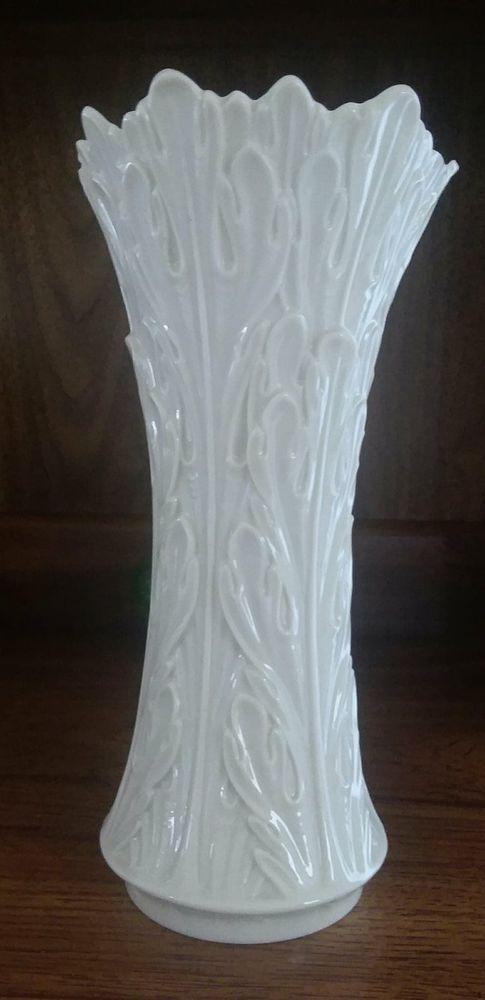 Lenox Vases Pattern Woodland Flower And Bud Vase Made Usa Vase