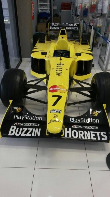 Take a spin in the F1 Simulator in the World of the Motoring