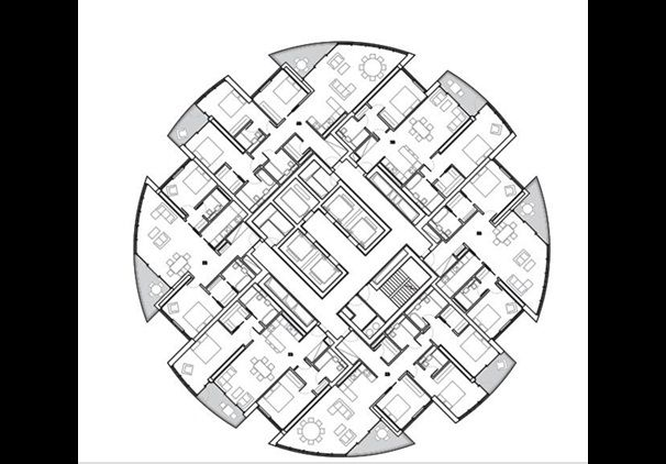 Herzog & de Meuron's Canary Wharf skyscraper approved | News | Architects Journal