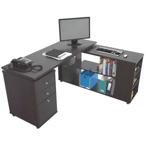 Best Computer Desk With Shelves Ideas On Pinterest Computer - Desks incorporate recessed computer technology