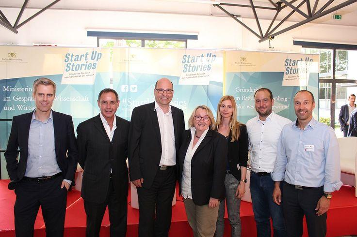 Duale Hochschule Baden-Württemberg: Die nächste Generation von Unternehmern fördern - DHPreneur Gründergeist Event in Karslruhe