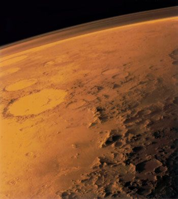 NASA is Working on Technology to Protect Astronauts from Space Radiation on Mars 10/1/15: NASA/Viking 1