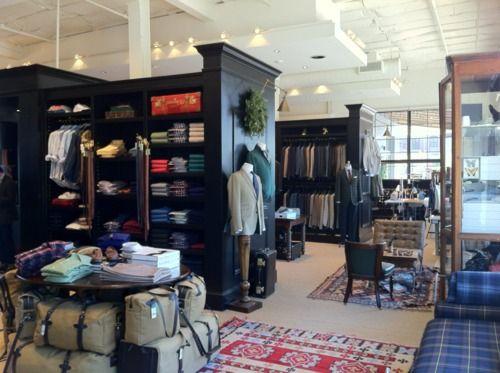 Sid Mashburn Is A Mens Shop Founded In 2007 Atlanta