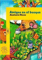 LECTURA ESCOLAR EN PDF GRATIS: Amigos en el bosque