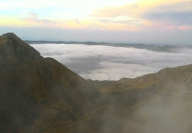 Mount Batur sunrise and hot spring package will be a very viable and also be unforgettable experienc