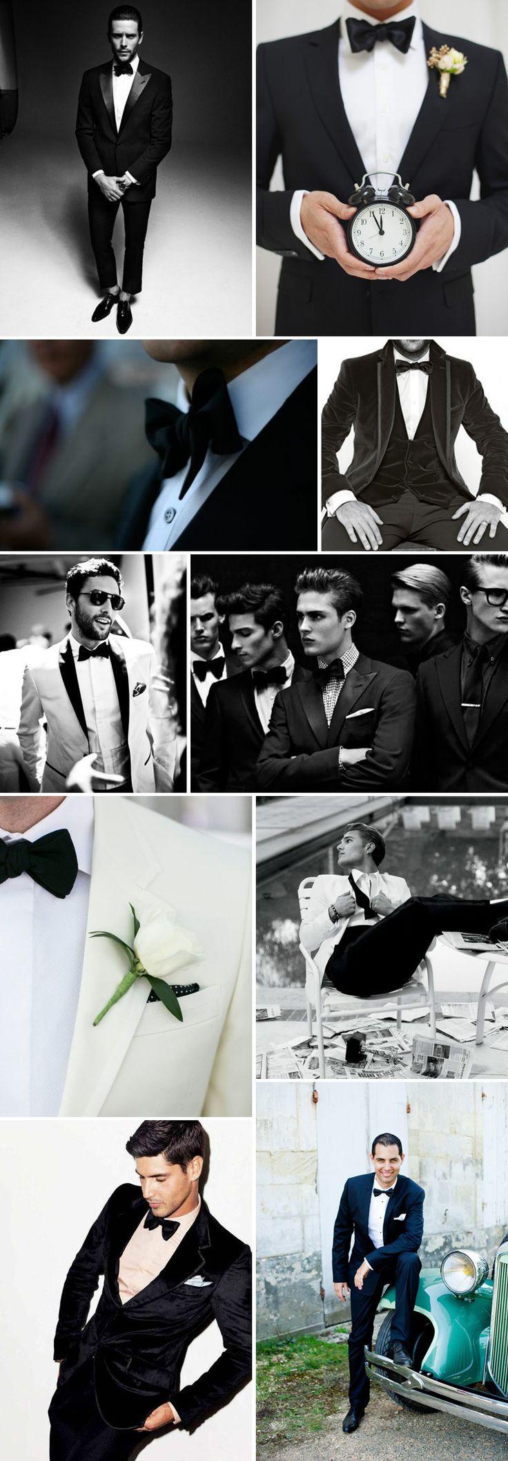 Rock my Wedding Groom style
