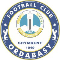 FK Ordabasy Shymkent - Kazakhstan - Футбол Клубы Ордабасы Шымкент - Club Profile, Club History, Club Badge, Results, Fixtures, Historical Logos, Statistics