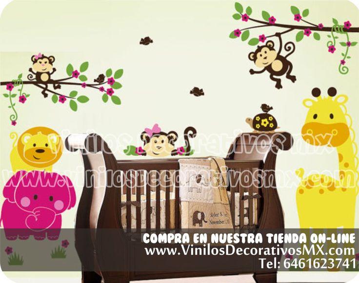 bhos ya esta a la venta nuestra nueva linea de vinilos decorativos infantiles de animales deluxe