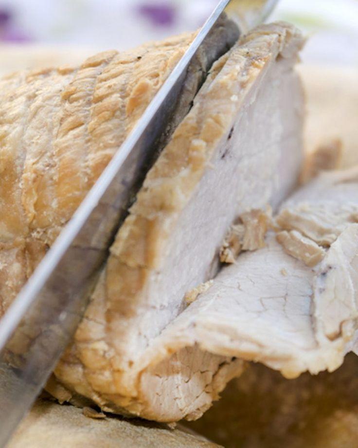 Ricetta Arista di maiale arrosto - La Ricetta di ...