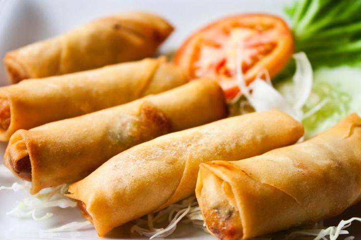 Vegetable Roll Recipe