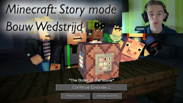 Bouw wedstrijd! | Minecraft: Story mode - Order of the Stone