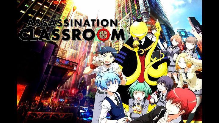 Assassination Classroom [ AMV ] - I Don't Really Care