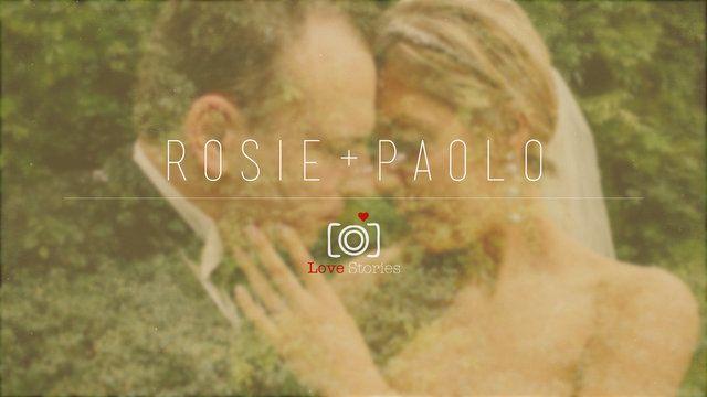 Rosie & Paolo  www.lovestoriesfilms.com