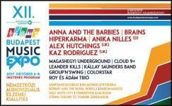 Koncertdömping a Budapest Music Expón - Hungexpo F és G csarnok (2017.10.06-08.)