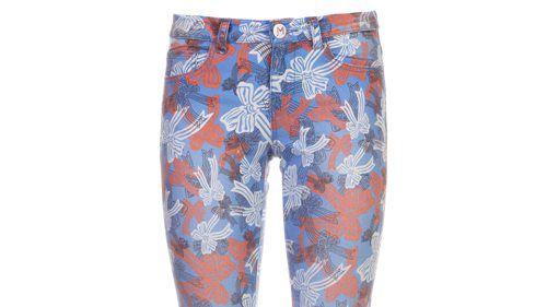 Jeans, pants e leggings stampati protagonisti della primavera 2013