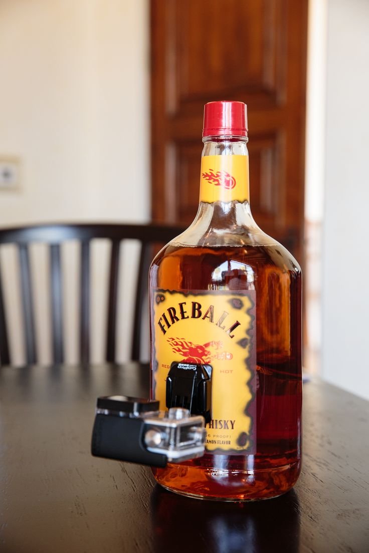 Enough said. Get a gopro on the bottle and let the funny wedding moments start. Unique and fun wedding ideas. Photo by Anna Gomes Photo.