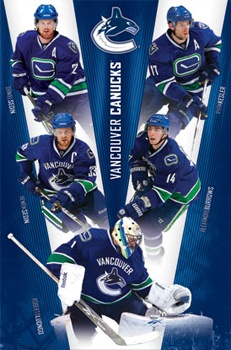 Vancouver Canucks V for Victory - Costacos 2011