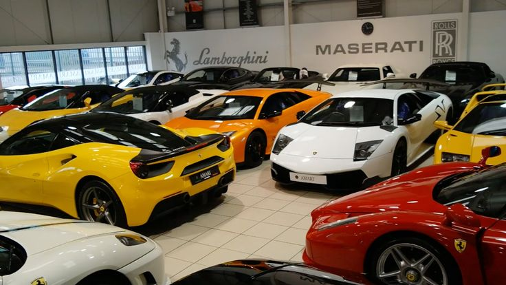 Incredible Supercar Dealerships - WATCH VIDEO HERE -> http://bestcar.solutions/incredible-supercar-dealerships     I visit Amari Supercars and Kahn Design, both of which have some incredible supercars in stock – Subscribe to STG: There will be a separate video on the Ferrari 488GTB test drive. Discover Amari Supercars: Discover Kahn Design: —- The music: & # 39; Sad Past & # 39; By...