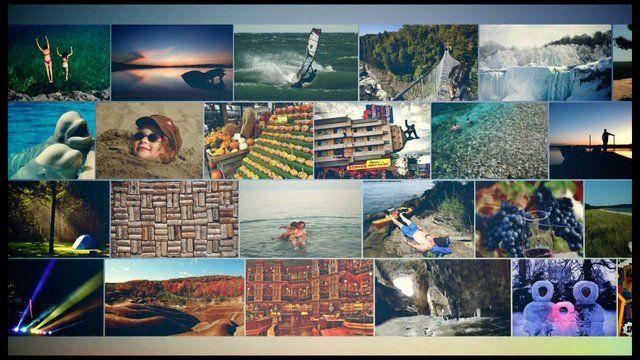 Application Ton Ontario existe-t-il ? Disponible sur la page facebook de Ton Ontario pour OTMPC. Campagne en images pour faire découvrir des facettes inconnues de l'Ontario aux potentiels touristes québécois.