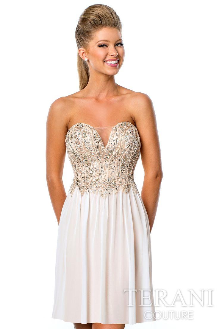 Vanilla Prom Dresses