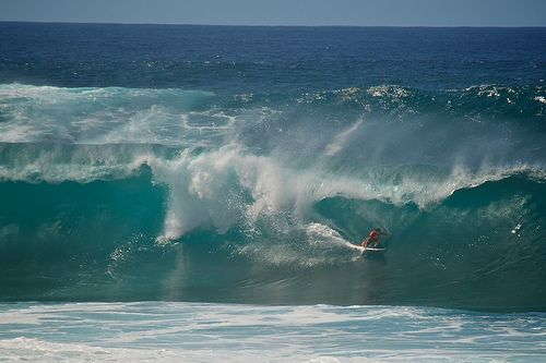 Banzai Pipeline (Ehukai Beach Park) - Home of pipe masters and really fun surfing to watch