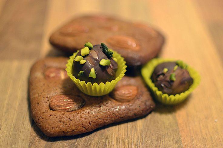 Lebkuchen - Pralinen, ein schönes Rezept aus der Kategorie Konfiserie. Bewertungen: 39. Durchschnitt: Ø 3,9.
