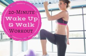 One-Mile Wake Up and Walk Workout via @SparkPeople
