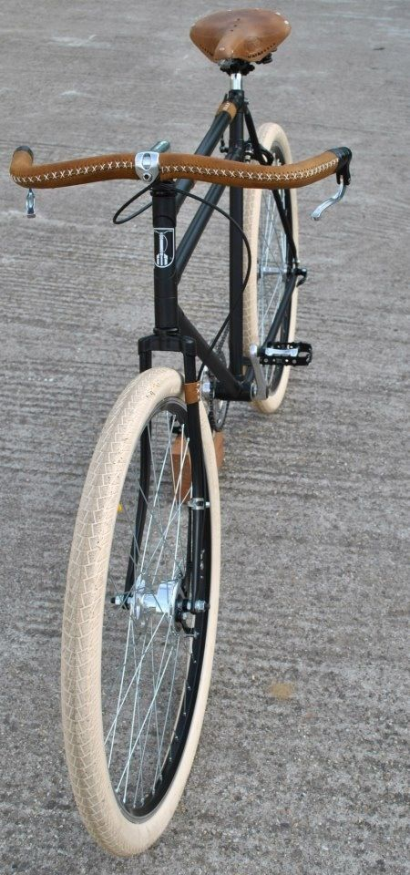 Custom bike made by Bicicle TeMe / Romania / Timisoara