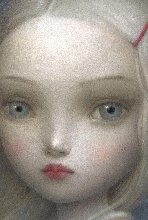 ☆  Artist Nicoletta Ceccoli ☆                                                                                                                                                                                 More