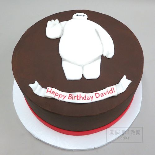 Baymax - Empire Cake