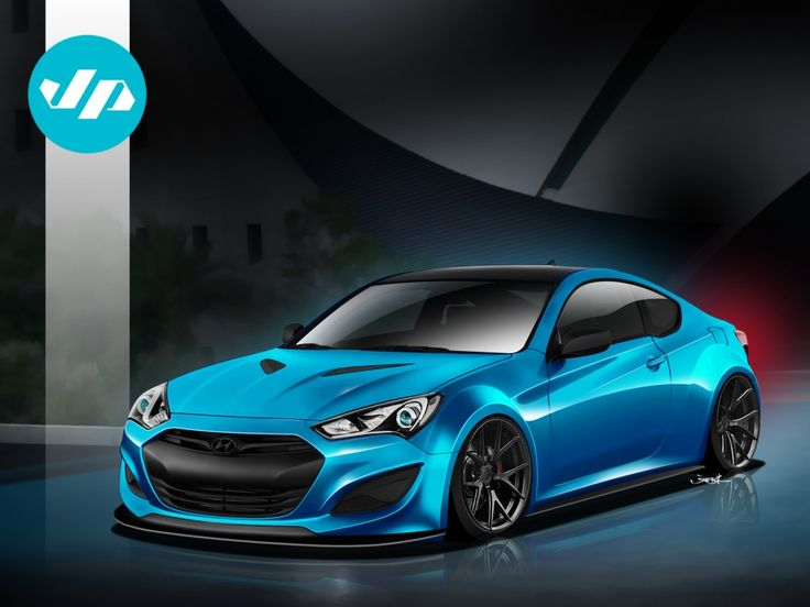 Delightful JP Edition Genesis Coupe