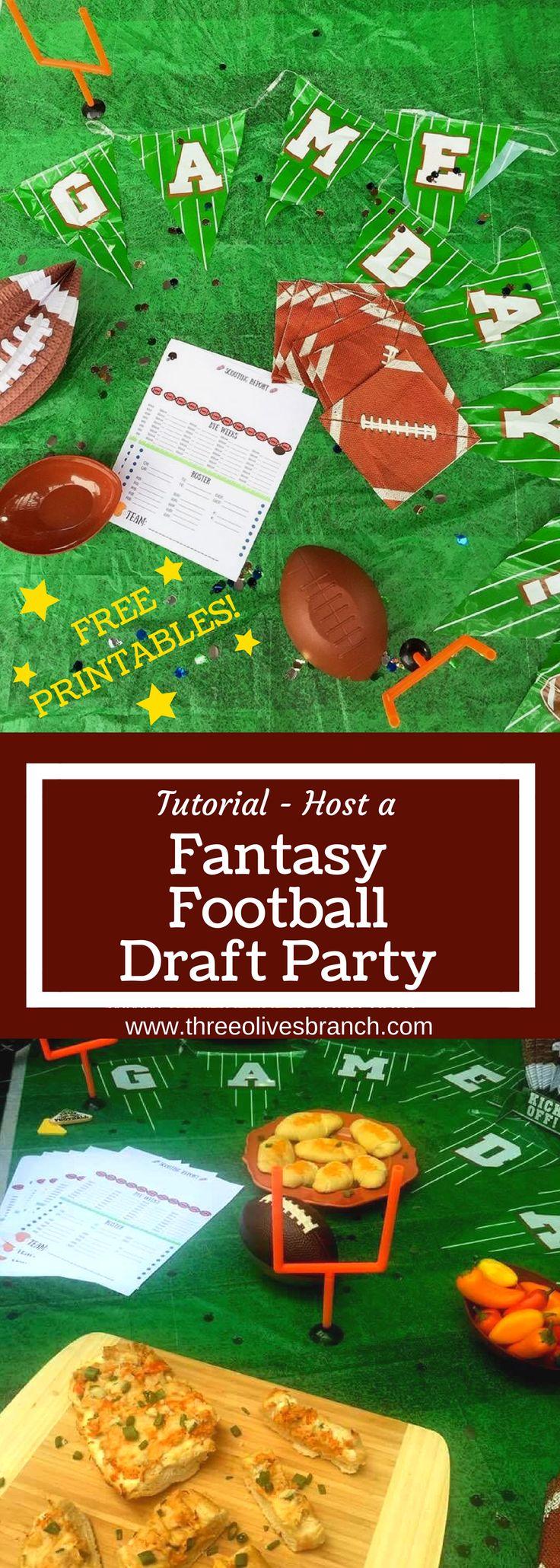 Fantasy football draft pussy 6
