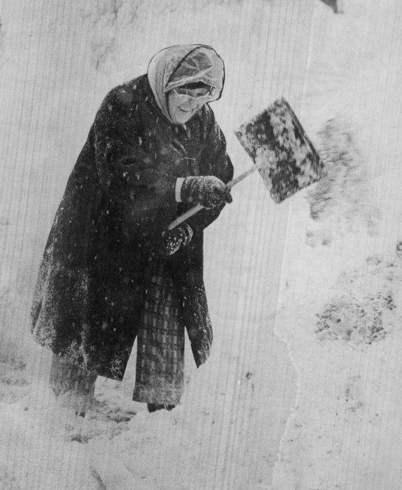 New 1978 York Ice Storm