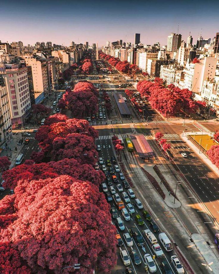 Una Ciudad en Buenos Aires, Argentina