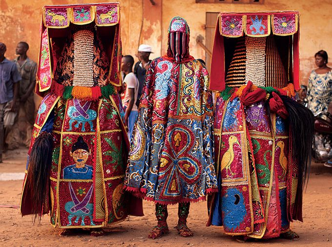 ブードゥー教の衣装 | ナショナルジオグラフィック日本版サイト