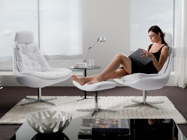 Подставка для ног DAYA Коллекция Кресла by Bontempi Casa | дизайн Marco Corti