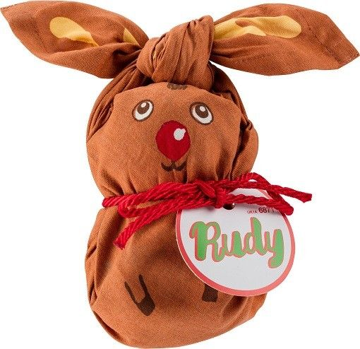Christmas: Rudy gift containing: -Shoot for the Stars bath bomb -Butterball bath bomb