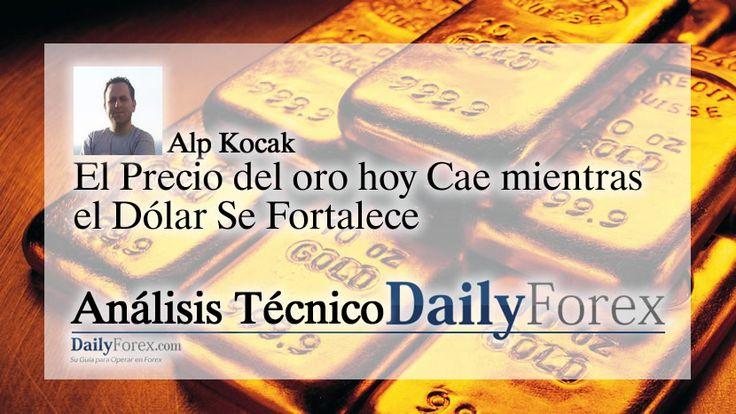 El Precio del oro hoy Cae mientras el Dólar Se Fortalece | EspacioBit -  https://espaciobit.com.ve/main/2017/06/09/el-precio-del-oro-hoy-cae-mientras-el-dolar-se-fortalece/ #Forex #DailyForex #Oro #Gold #Precio #Dolar #XAU #USD
