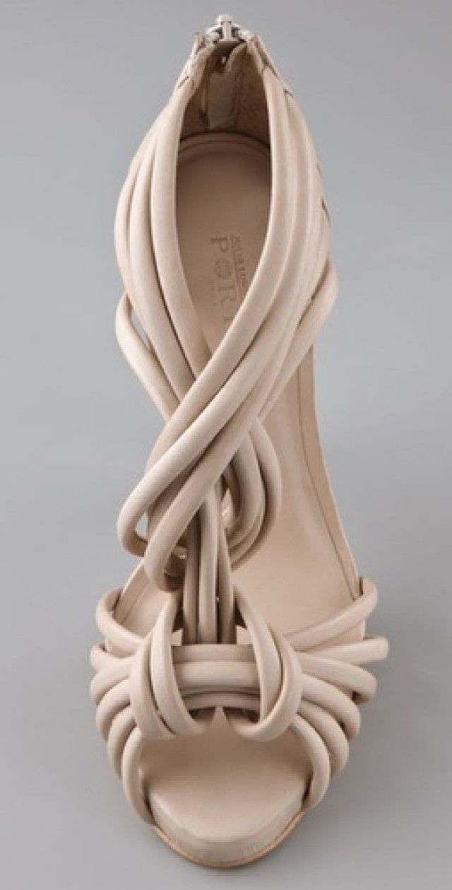imagine Shoes made from cotton rope an leather...soft