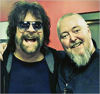 DISCOVERY - welcome to the show - Jeff Lynne & ELO news
